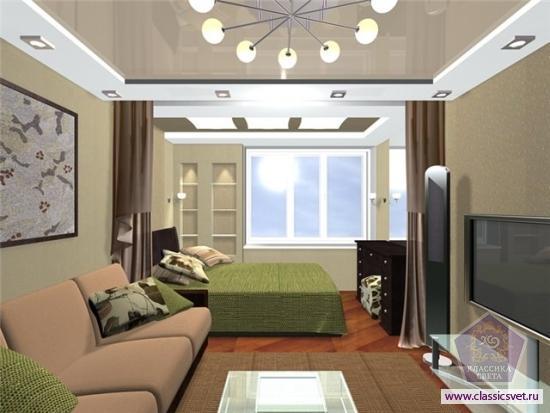 Как соединить гостиную и балкон