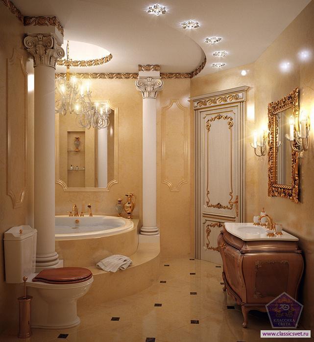 Как украсить ванную комнату 02