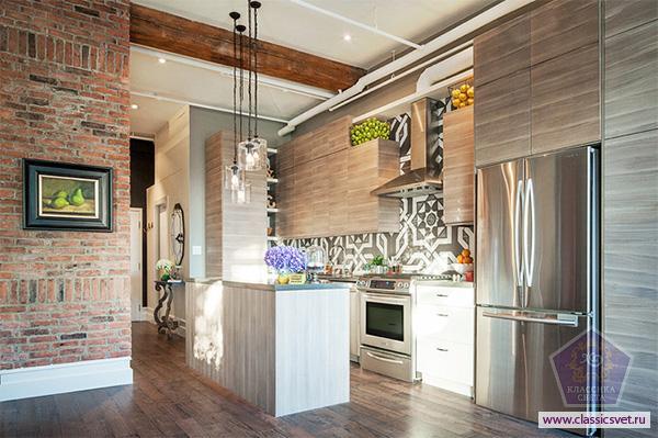 Рекомендации по оформлению интерьера на кухне