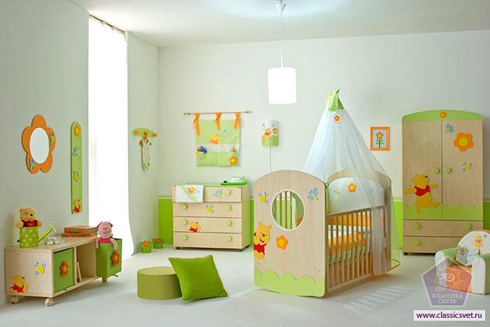 Ошибки в оформлении детских комнат их грамотное решение