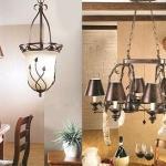 Светильники в интерьере дома. Выбор осветительных приборов