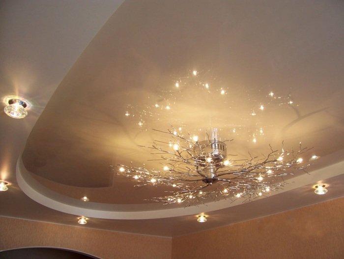 Натяжные потолки - лучшее решение для вашего дома