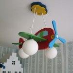Люстры. Лучшие люстры для детских комнат