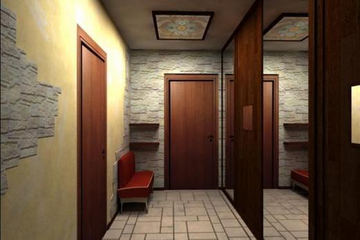 Нюансы ремонта коридора в обычной «хрущевке» и «сталинке»
