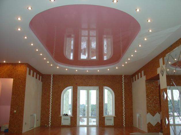 Натяжной потолок. Натяни свою атмосферу