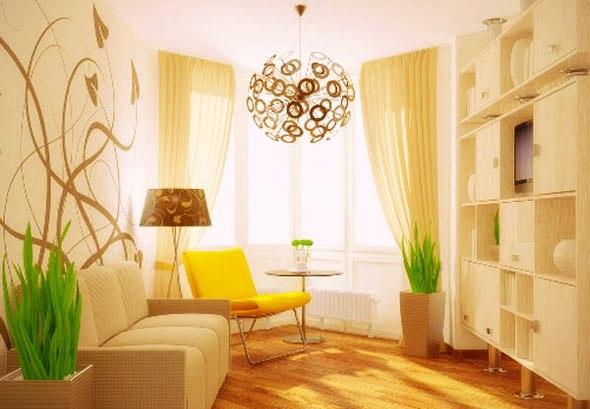 Как можно правильно увеличить маленькую спальню