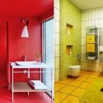 Не знаете, какую цветовую гамму выбрать для комнаты? Цвета светофора вам в помощь!