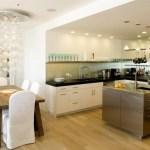 Дизайн для квартиры-студии с светом