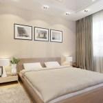 Как оформить спальню с освещением