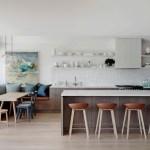 Дизайн кухонных полок