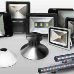 Сфера применения светодиодных прожекторов