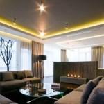 Лучшее освещение гостиной