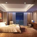2 Элегантных спальных проекта с освещением