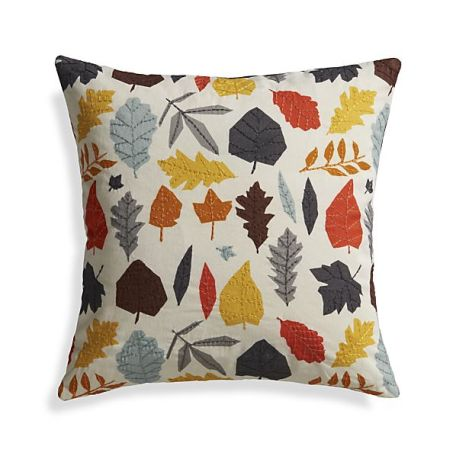 """Frappa 18"""" Pillow from Crate & Barrel"""