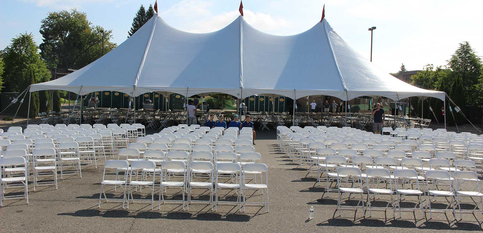 Tent And Chair Rentals Business Rentals In Ann Arbor Mi Event Rentals In