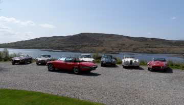 Scotland Driving Tour with Classic Travelling - Kinloch Lodge