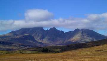 Scotland Driving Tour with Classic Travelling - Cuillins