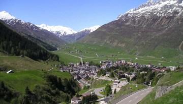 Classic Travelling Swiss Alps Tour - Andermatt