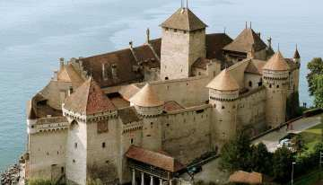 Classic Travelling Swiss Alps Tour - Chillon