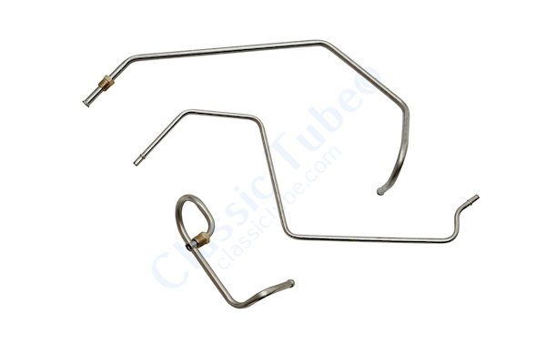 Jeep CJ7 Carburetor Fuel Line -1985 - Classic Tube
