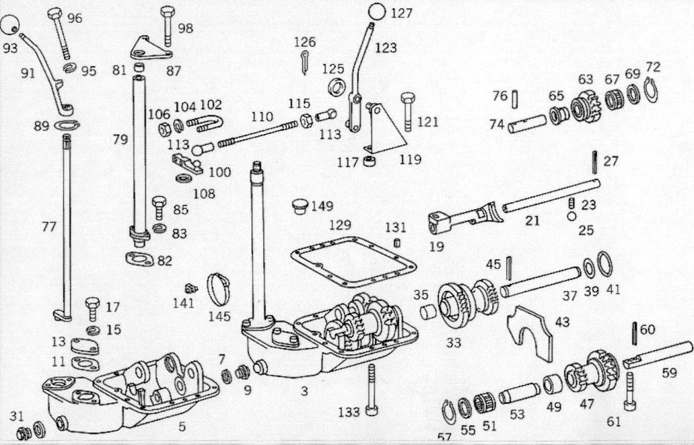 UNIMOG, Volvo C303/6, Puch и пр. вездеходы
