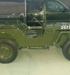 willy army jeep [ 1600 x 900 Pixel ]