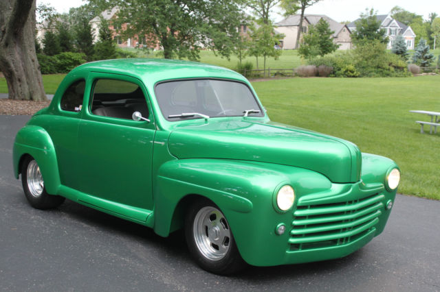 1946 Ford Coupe Hot Rod