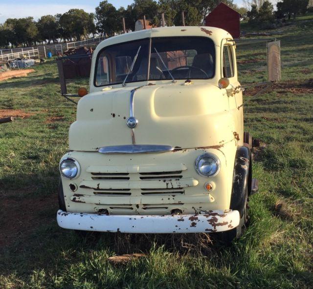 1950 Dodge Cabover Truck