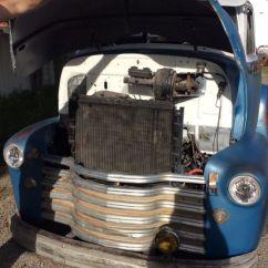 Chevrolet Wiring Diagram 2003 Ezgo Golf Cart Battery 1952 Chevy Coe,cab Over,12v Cummins,5 Speed,dually,patina,hot Rod,rat Rod,bagged