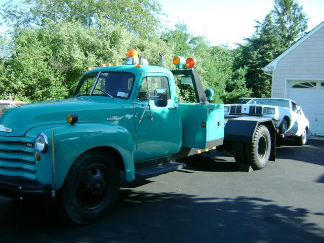 Chevy Tow Truck Wrecker Sale