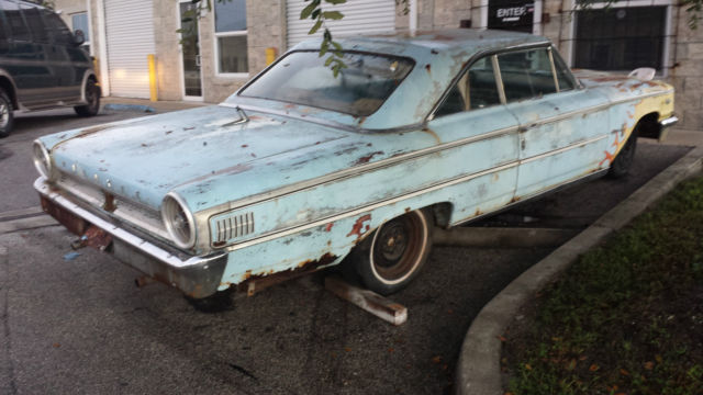 1963 Ford Galaxie Parts