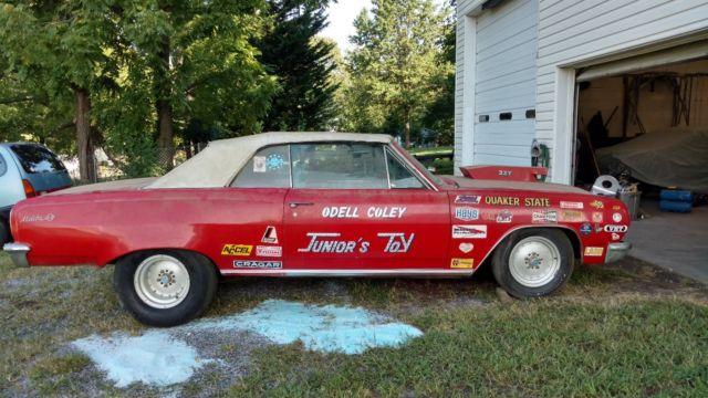 1962 Chevy Ii Convertible