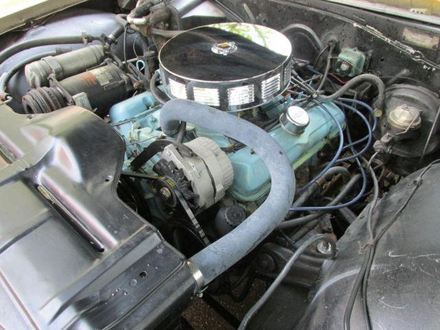 1965 Pontiac Catalina Safari Station Wagon 8 Lugs Posi Power Tour