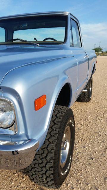 1968 1972 Chevy Suburban 4x4