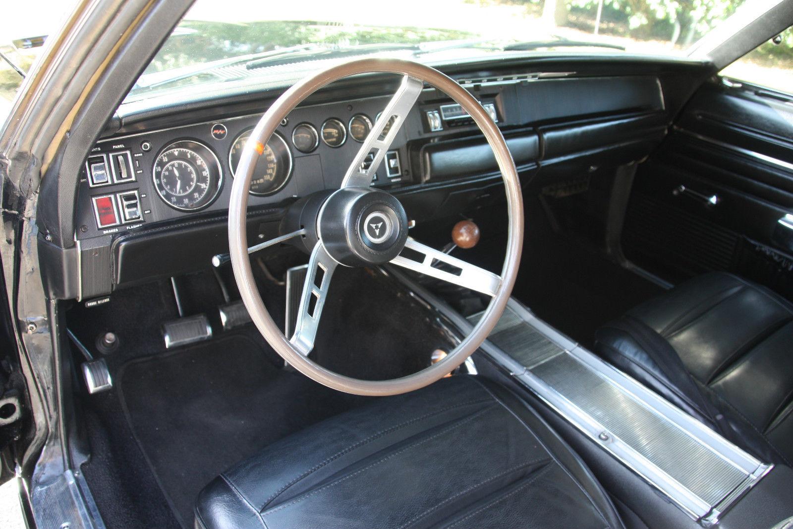 1968 Dodge Charger Wallpaper Cars 1968 Dodge Charger R T Triple Black 440 Engine Hurst