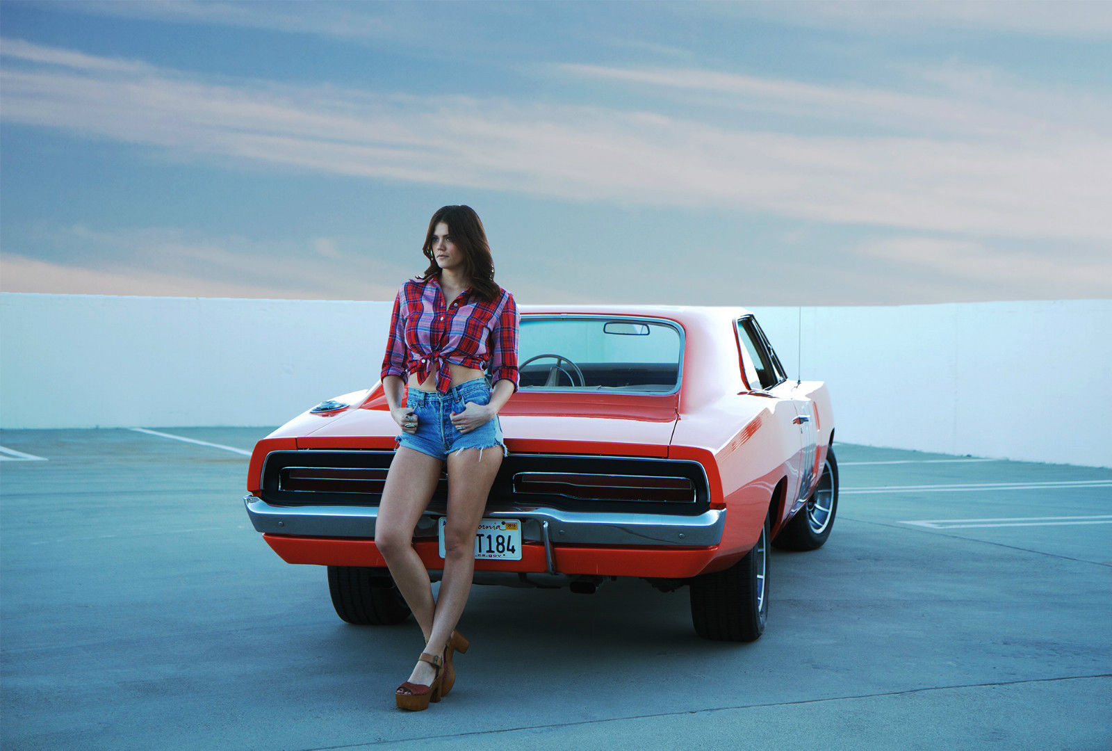 Old Classic El Camino Muscle Cars Wallpaper 1969 Dodge Charger Quot General Lee Quot Dukes Of Hazzard
