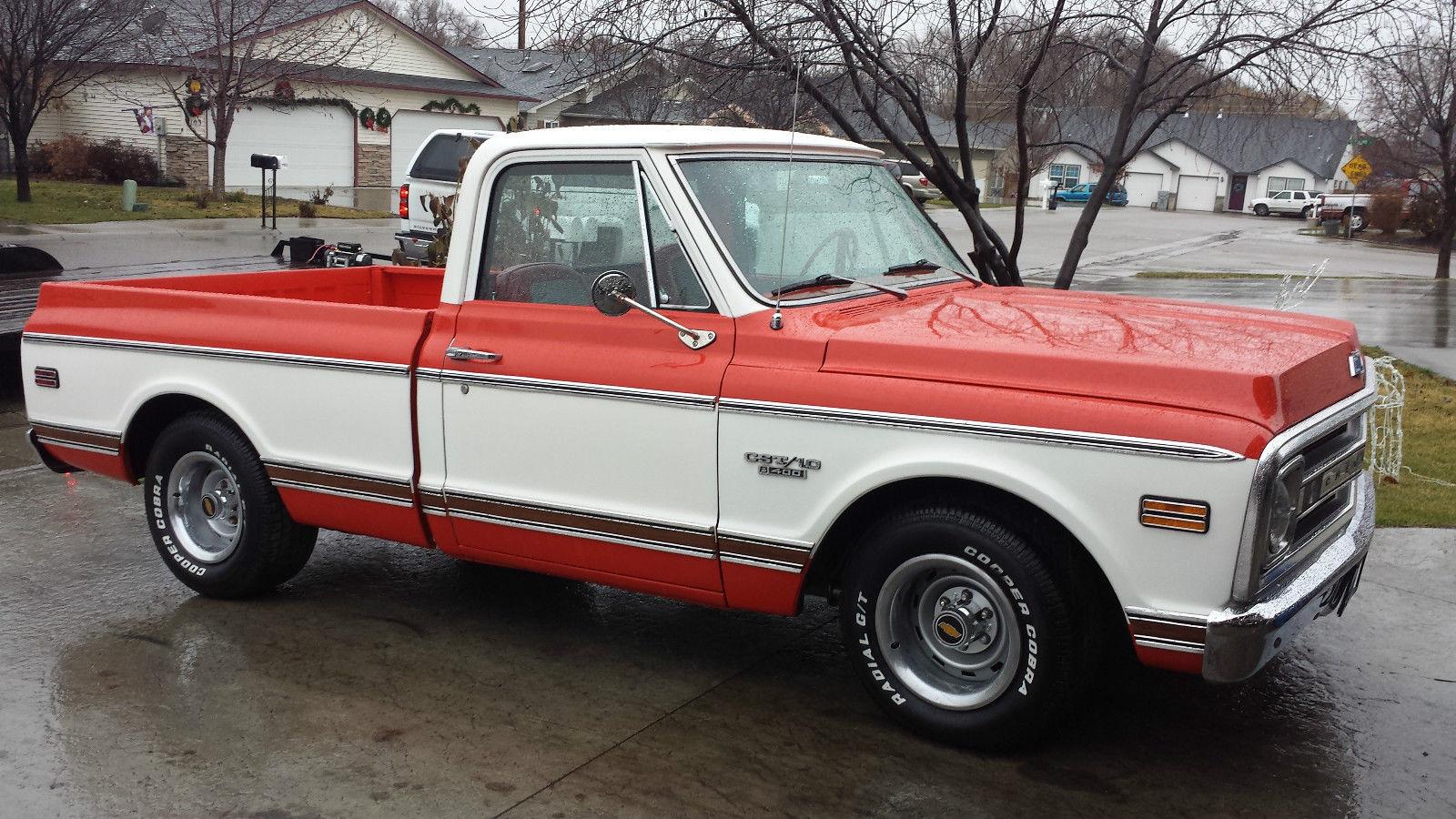 84 chevy pickup fuse box