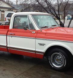 1970 chevy cst 10 396 short box chevrolet 70 67 72 pickup gmc 1971 1969 [ 1600 x 900 Pixel ]