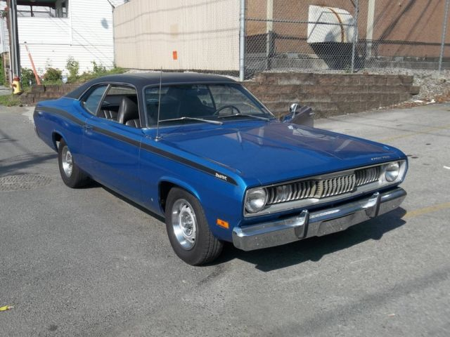 1971 Plymouth Duster 340 4speed Original Unrestored 36k