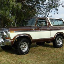 Ford F150 Bronco Pioneer Fh X720bt Be Nungsanleitung Deutsch 1979 4x4 Xlt Rare Orignal Paint And Body