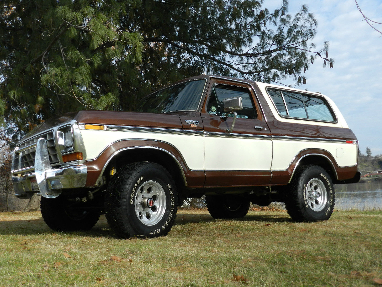 ford f150 bronco electric furnace factorio 1979 4x4 xlt rare orignal paint and body