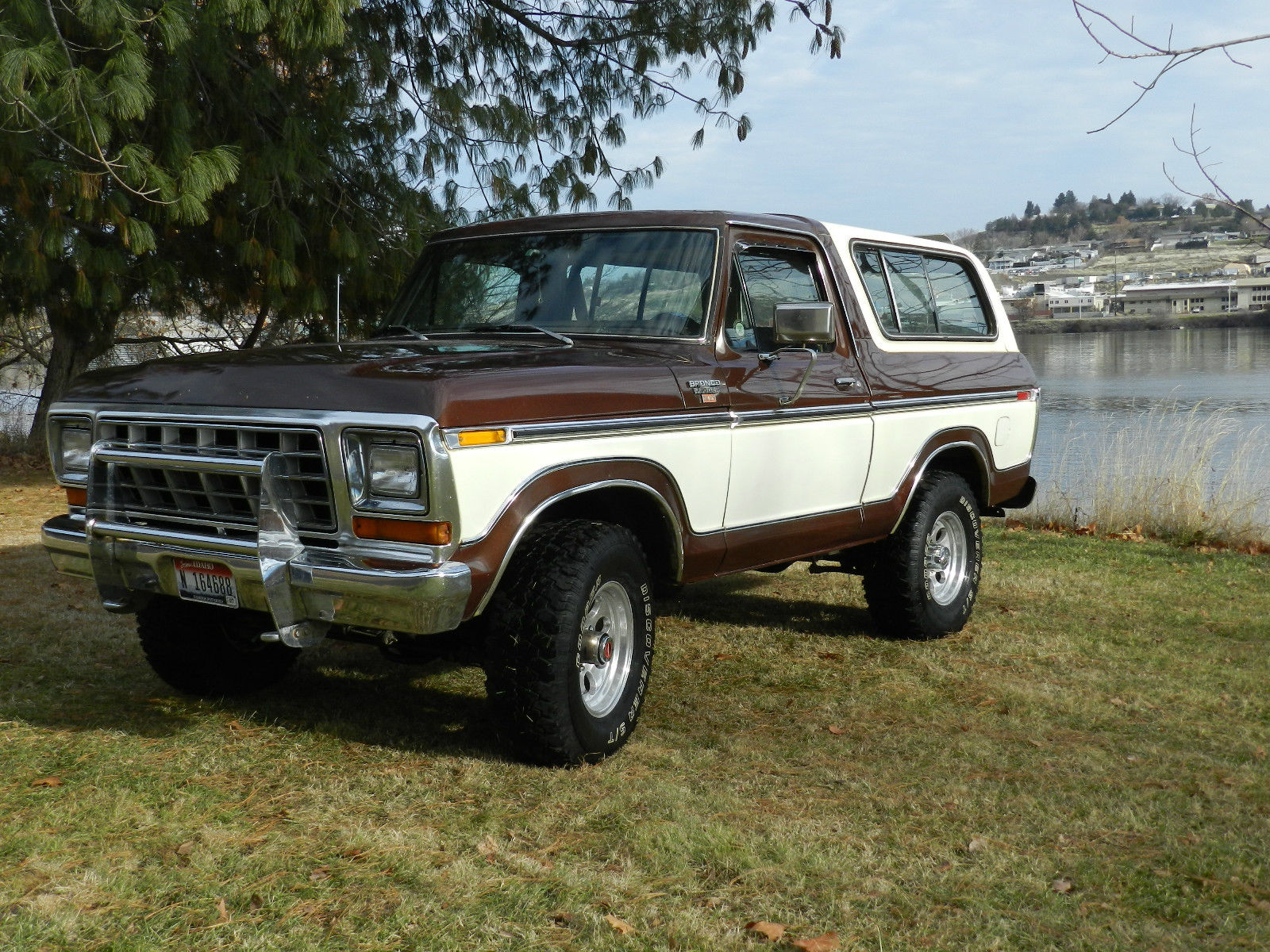 ford f150 bronco split phase motor wiring diagram 1979 4x4 xlt rare orignal paint and body