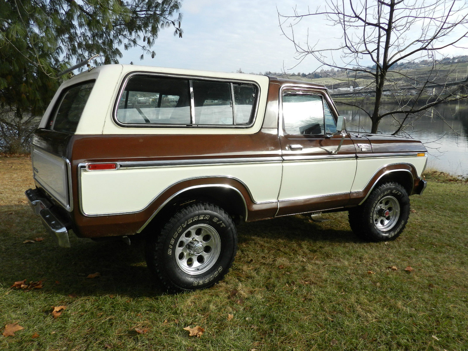 ford f150 bronco wiring diagram toyota landcruiser 79 series 1979 4x4 xlt rare orignal paint and body