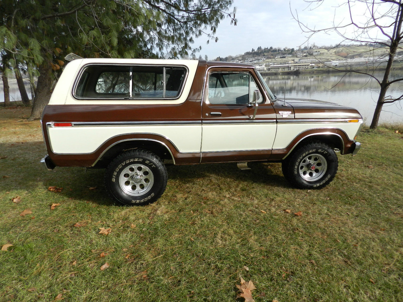 ford f150 bronco simple home wiring diagram 1979 4x4 xlt rare orignal paint and body