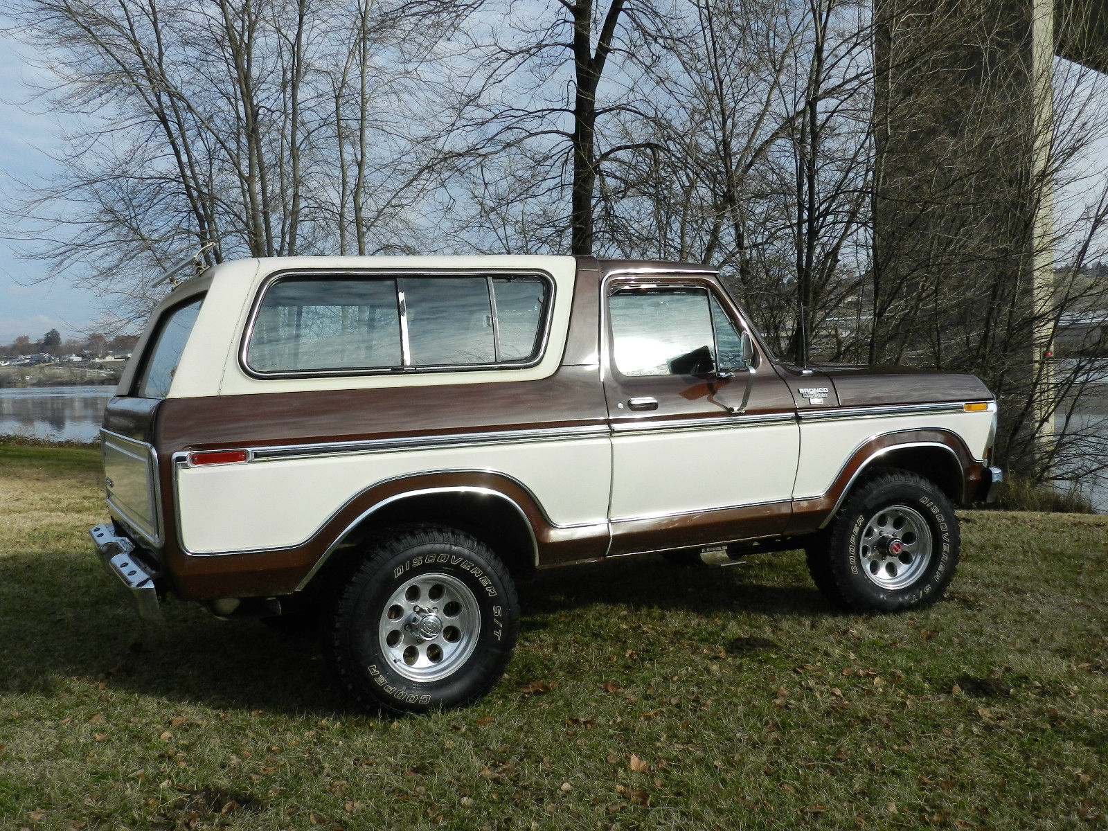 ford f150 bronco 2006 power mirror wiring diagram 1979 4x4 xlt rare orignal paint and body