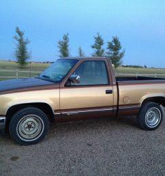 1989 chevy silverado 1500 c k1500 pickup truck chevrolet 5 0 l fleetside swb [ 1600 x 1200 Pixel ]