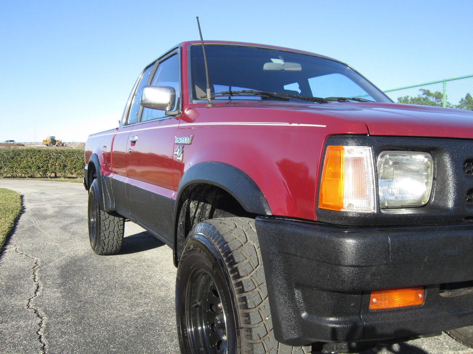 1991 Mazda B2600i 4x4 Efi Fuel Pump