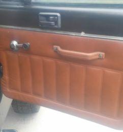 jeep cj 8 scrambler 1983 full hard top 6cyl tilt clock tach winch no reserve [ 1600 x 960 Pixel ]
