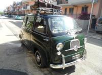Catch it: 1964 Fiat 600 Multipla Taxi   Classic Virus