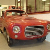 Racing oddball: 1946 Fiat 508 CS Berlinetta Mille Miglia